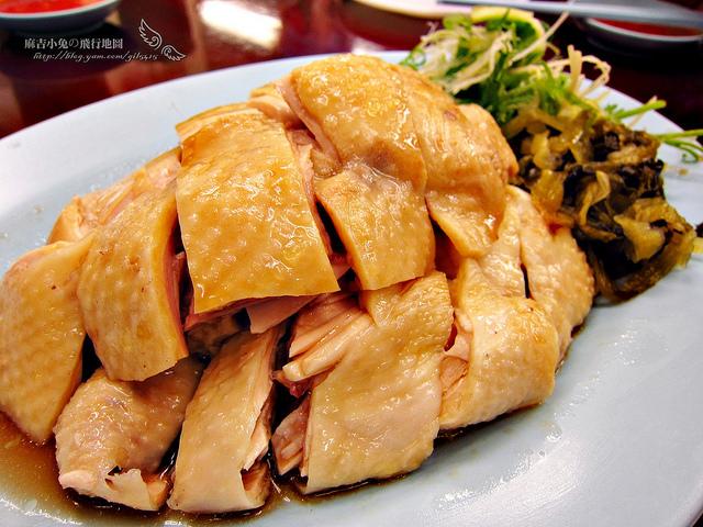 文慶雞~新加坡海南雞飯