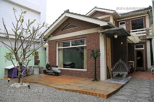 台南老屋民宿70年代Bakku【小洋房】~到台南當一日豪宅主人吧~新誕生!