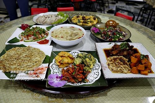 阿里山瑞里美食:【茶壺餐廳/民宿】媽媽絕妙廚藝!精緻山野養生風味餐