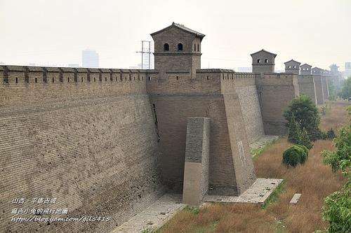 【山西。平遙古城】思《蘭陵王》古人戰馬奔騰。看《大宅門》晉商興衰史…平遙城牆篇 住宿 美食