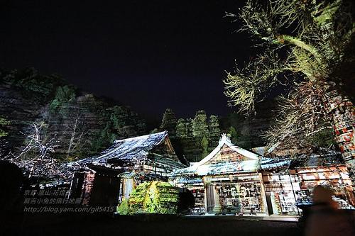 關西景點:京都嵐山。花燈路。(神戶。希望之光 神戸ルミナリエみんなで灯す 希望の光)