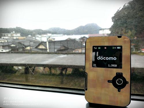 【合作】日本4G無線上網【Wi-5 DOMO機】使用心得:關西 岡山 倉敷 鳥取 柯南博物館 日本海 城崎溫泉
