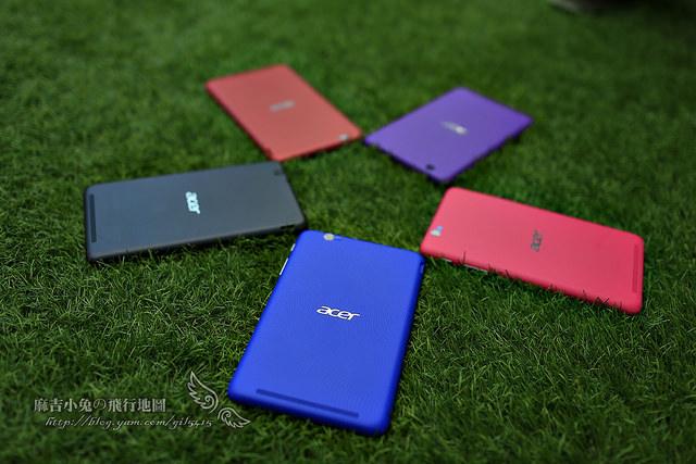 宏碁Acer不到3500元國民7吋平板!四核心繽紛大進擊【Acer Iconia One 7 B1-750HD】