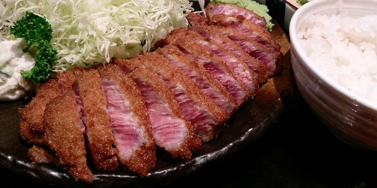 東京超美味炸牛排【牛かつもと村】